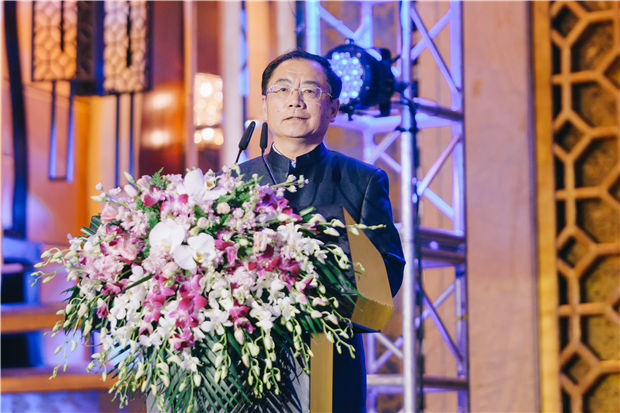 中国录音师协会理事长王宏民致辞